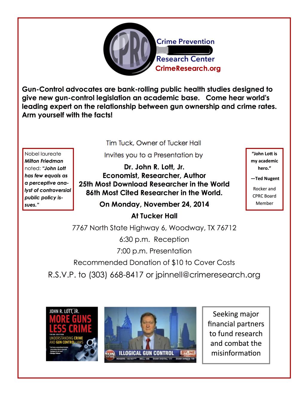 Turner Hall Invitation