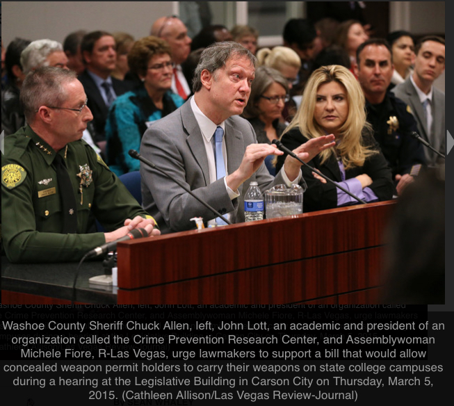 Picture from testimony Nevada