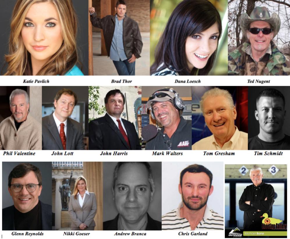 April 10th Join Katie Pavlich Dana Loesch Glenn Reynolds Brad