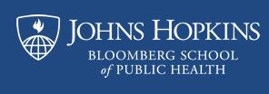 Bloomberg School of Public Health Logo