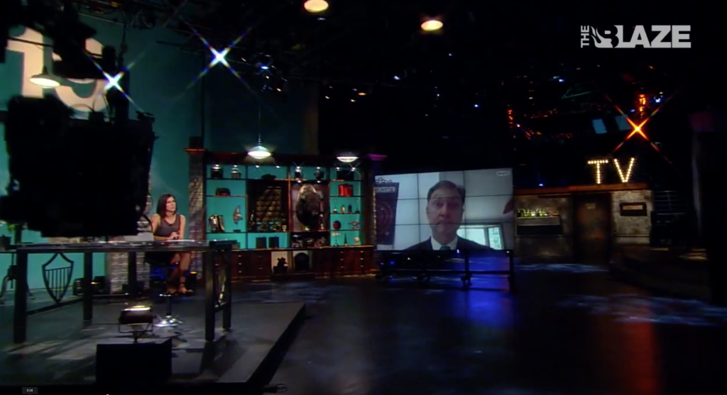 Dana Loesch TV Show Lott 1