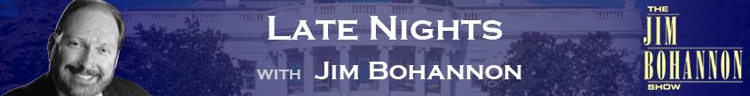 Jim Bohannon Radio Show Logo