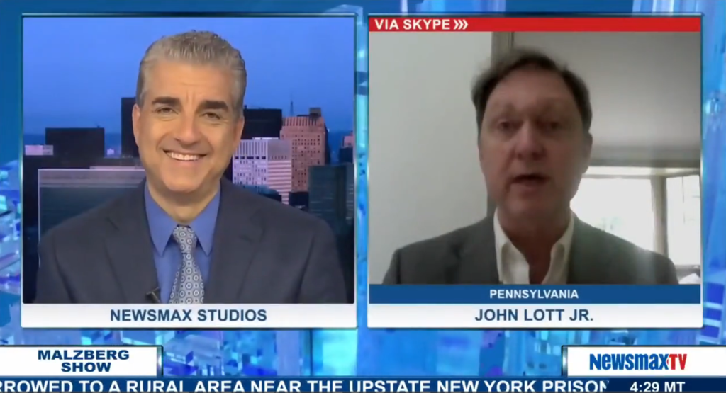 CPRC on Newsmax TV to discuss the push for more gun control ...