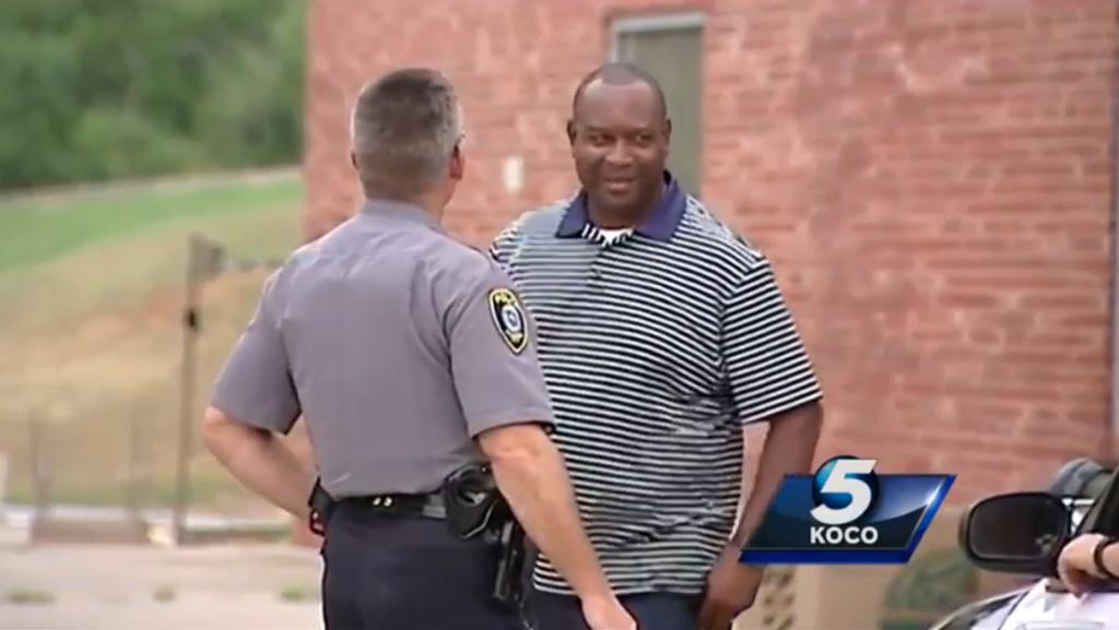 Paster who shot OK Burglarly suspect