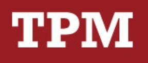 TPM Talking Points Memo Banner