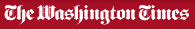 Washington Times Banner