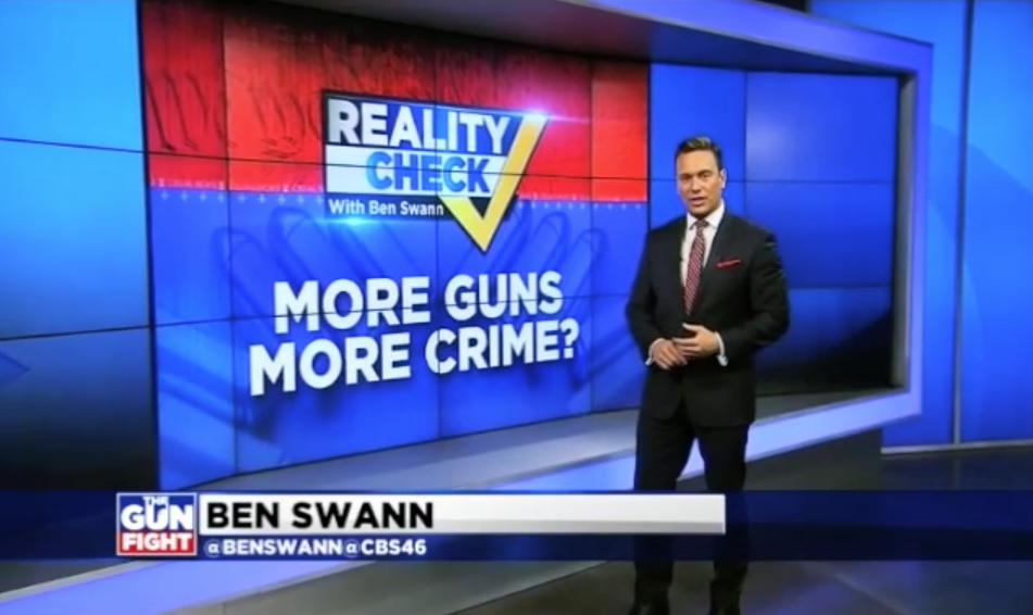 CPRC research discussed by Ben Swann on CBS46-TV in Atlanta