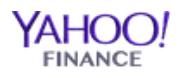 Yahoo Finance Banner