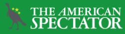 American Spectator Banner