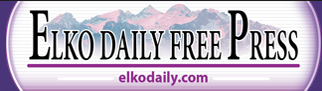 Elko (Ca) Daily Free Press Banner