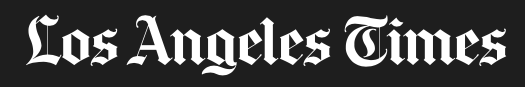 Los Angeles Times Banner