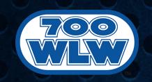 WLW Radio in Cincinnati Banner