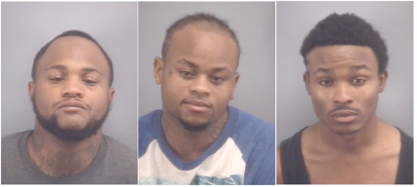 3 arrested in McDonald's parking lot robbery in Virginia Beach