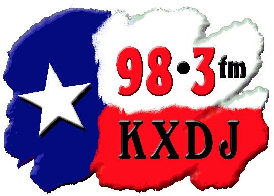 KXDJ Radio Amarillo Texas Banner