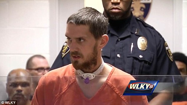 WLKY Criminal who was shot