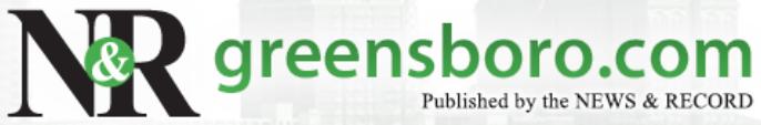 Greensboro News & Record Banner