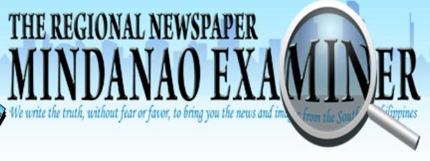 Mindanao Examiner California Banner