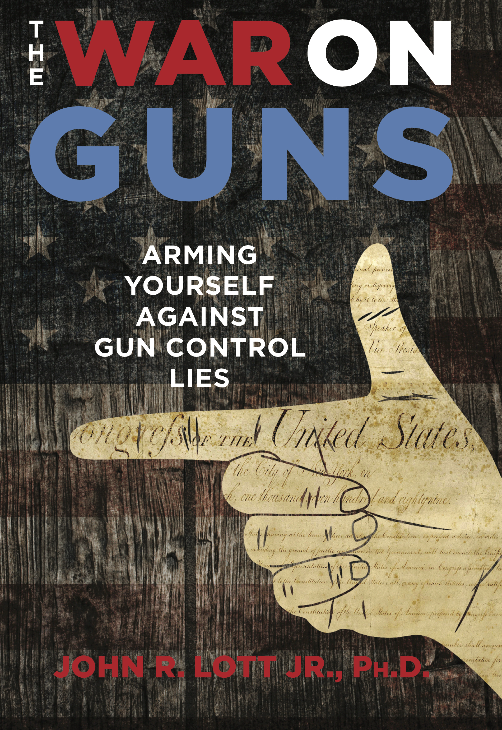 The War on Guns narrow cover