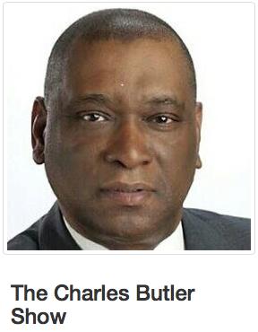 Charles Butler Radio Show GCN Banner