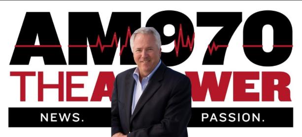 John Gambling Radio Show Banner