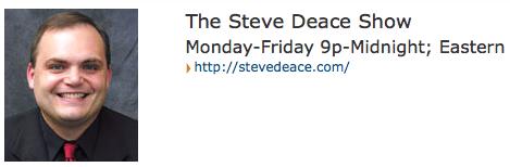The Steve Deace Show Banner