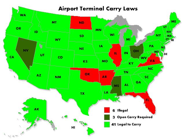 Updated Shooting At Fort Lauderdale Airport In Yet Another Gun Free