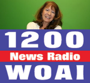 Megan Bishop WOAI Radio Banner - Crime Prevention Research