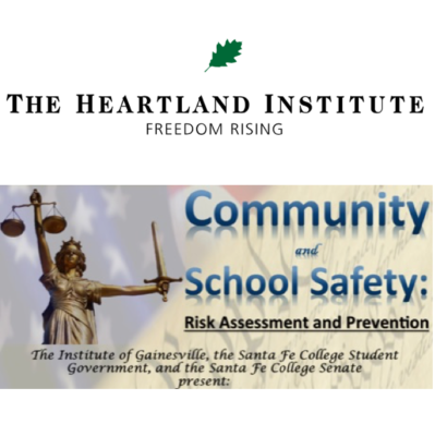 Two Talks this coming weeks: Heartland Institute in Chicago